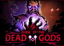 (Test FG) Curse Of The Dead Gods #1