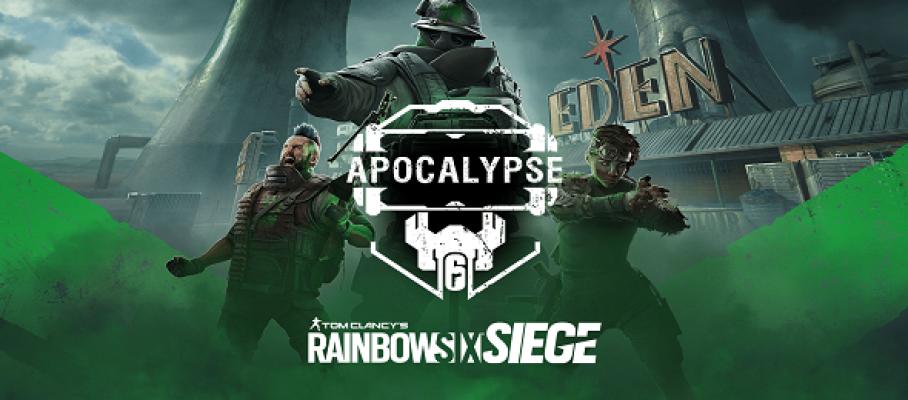 Apocalypse pour Tom Clancy's Rainbow Six Siege
