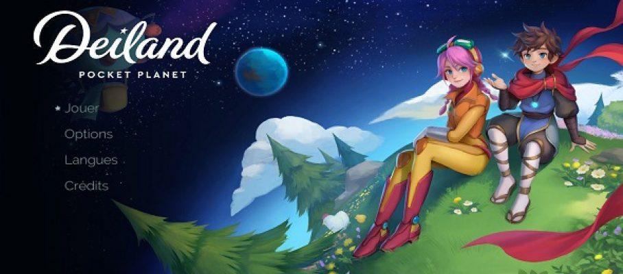 (Test FG) Deiland Pocket - Planet Edition #1