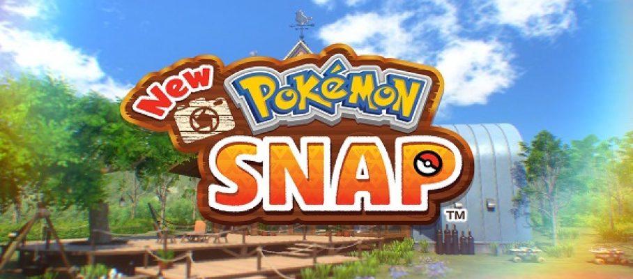 (Test FG) New Pokémon Snap #1