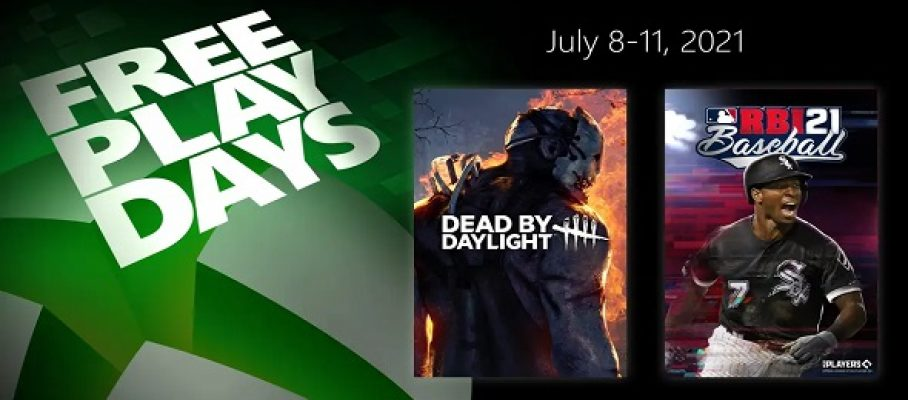 Free Play Days (08 au 11 juillet 2021)