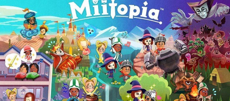 (Test FG – Jeux vidéo) Miitopia #1