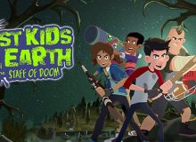 (Test FG) The Last Kids On Earth And The Staff Of Doom #1