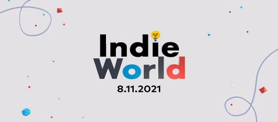 Indie World - 11 août 2021