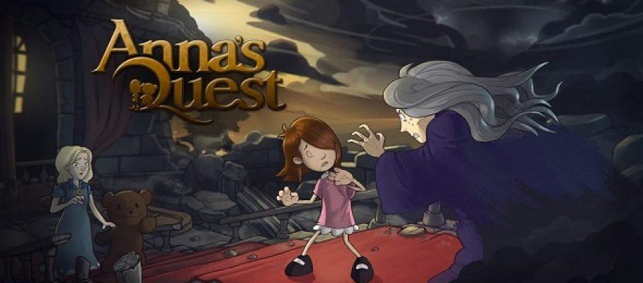 (Test FG) Anna's Quest #1
