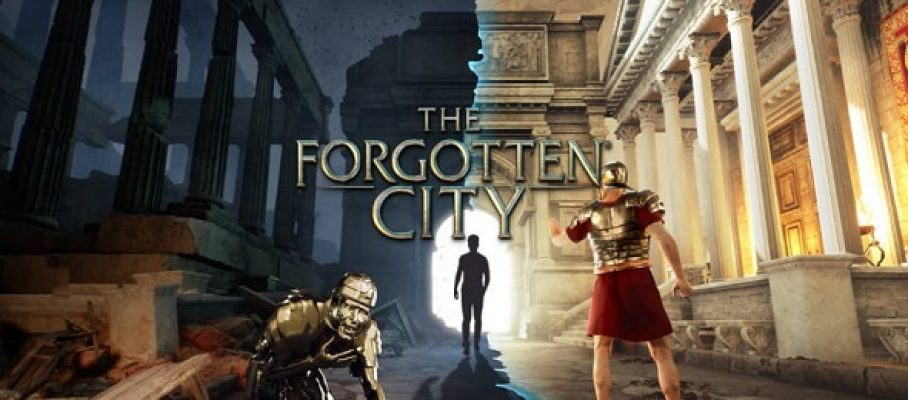 (Test FG) The Forgotten City #1
