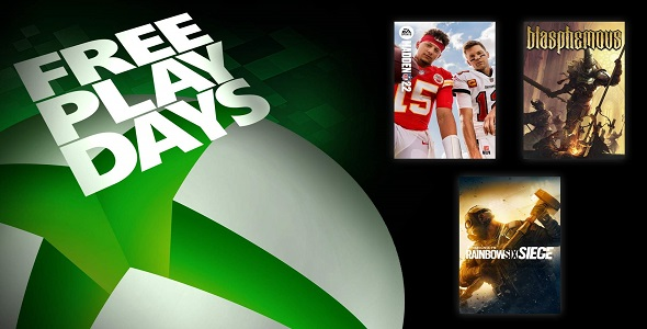 Free Play Days (09 au 12 septembre 2021)
