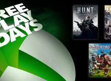 Free Play Days (16 au 19 septembre 2021)