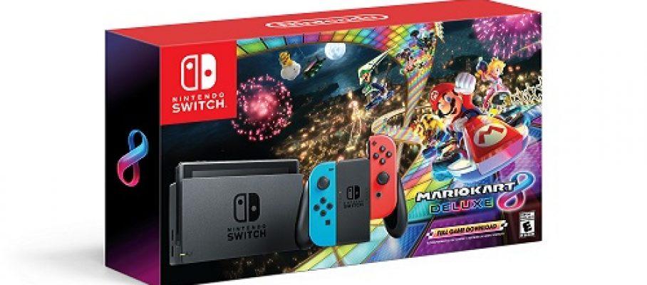 Nintendo Switch - Vendredi Fou 2018