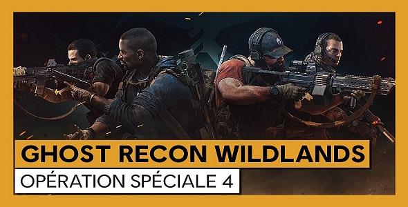 L'Opération Spéciale 4 de Tom Clancy's Ghost Recon - Wildlands