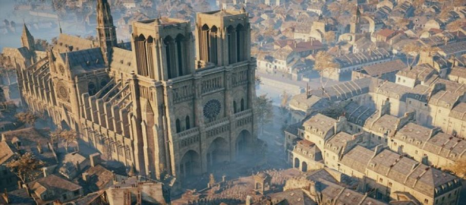 Assassin's Creed Unity - CNDP