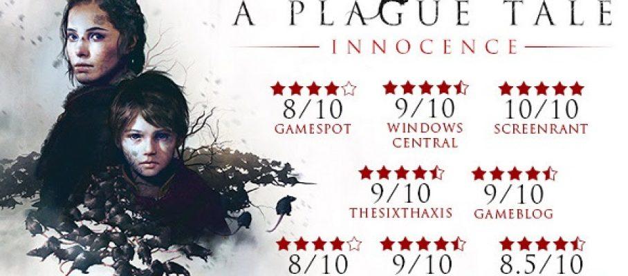 A Plague Tale - Innocence - Accolade