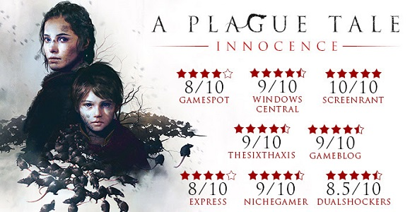 A Plague Tale - Innocence - Accolade