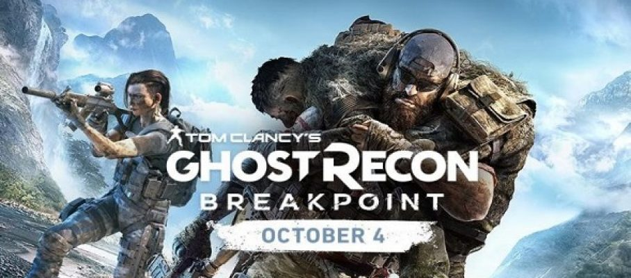 Ghost Recon - Breakpoint