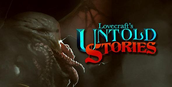 (Test FG - Jeux vidéo) Lovecraft's Untold Stories #1