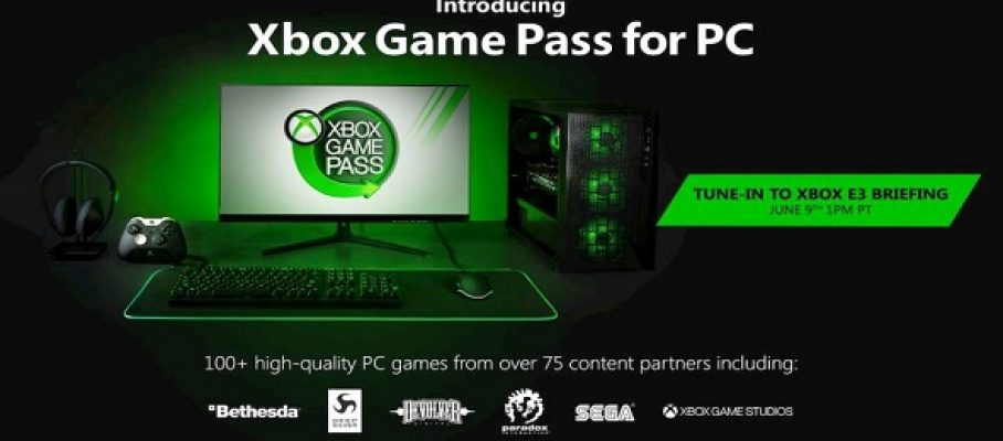 Xbox Game Pass - PC