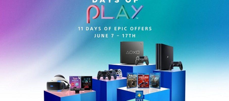 E3 2019 - 10 jours d'aubaines PlayStation