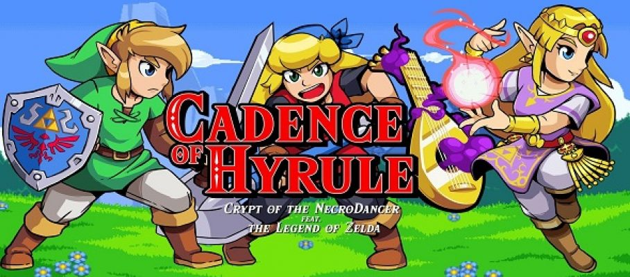 Cadence Of Hyrule - Crypt Of The Necrodancer #1