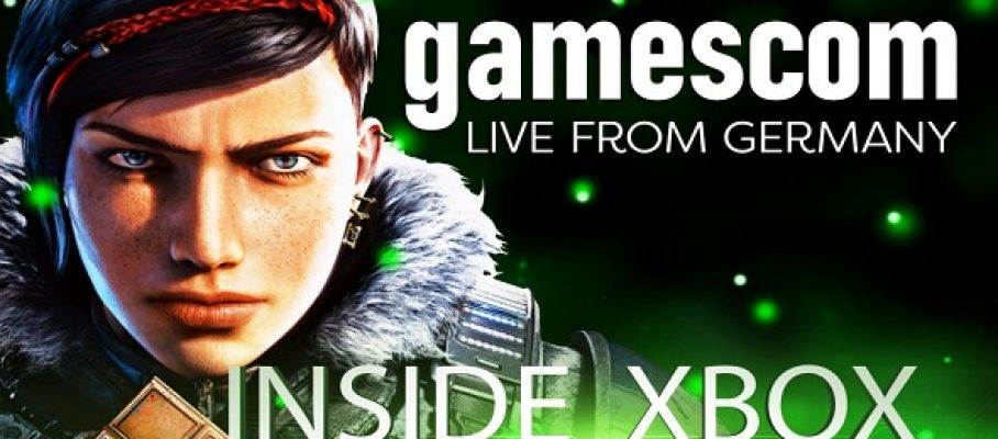 GamesCom 2019 - Inside Xbox
