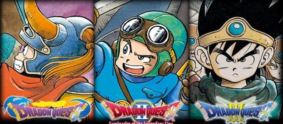 Dragon Quest Trilogy