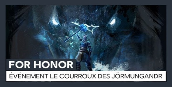 For Honor - Le Couroux Des Jörmungandr