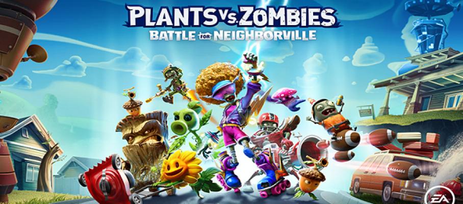 Plants vs Zombies - La Bataille de Neighborville