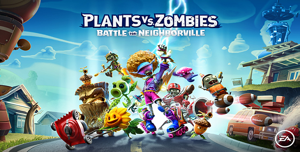 Plants vs Zombies - La Bataille de Neighborville