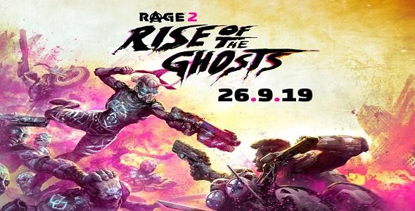 Rage 2 - Le Soulèvement des Spectres