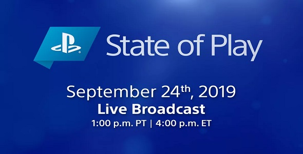 State Of Play - 24 septembre