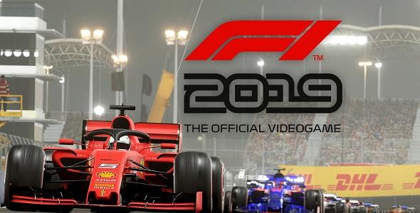 F1 2019 #1