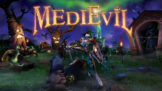 MediEvil-Logo