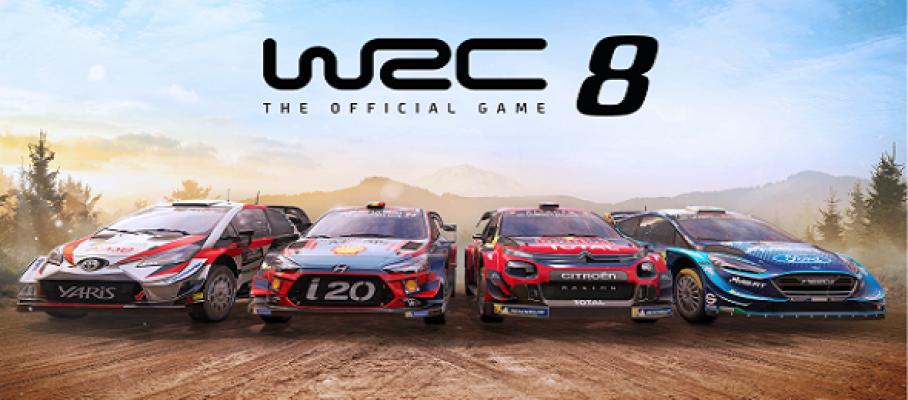 WRC 8 #1