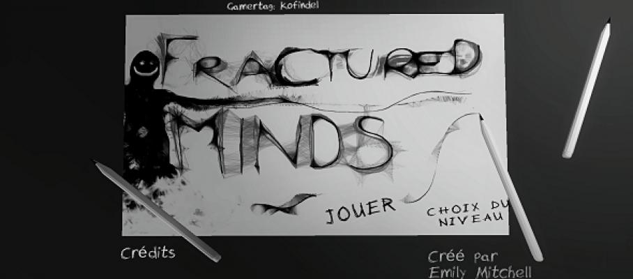 (Test FG) Fractured Minds #1