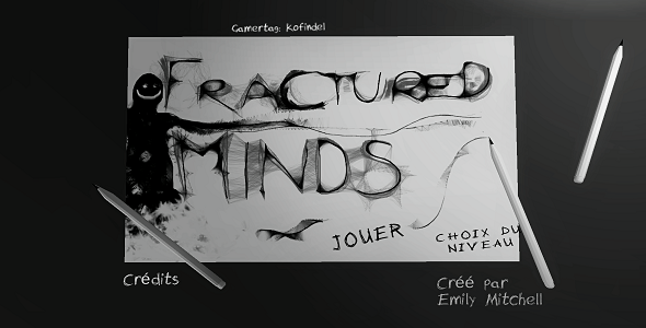 (Test FG) Fractured Minds #1