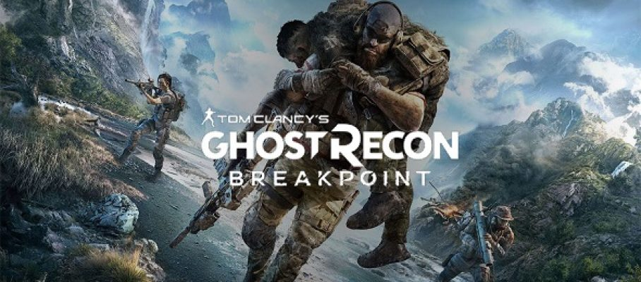 (Test FG) Tom Clancy's Ghost Recon - Breakpoint #1