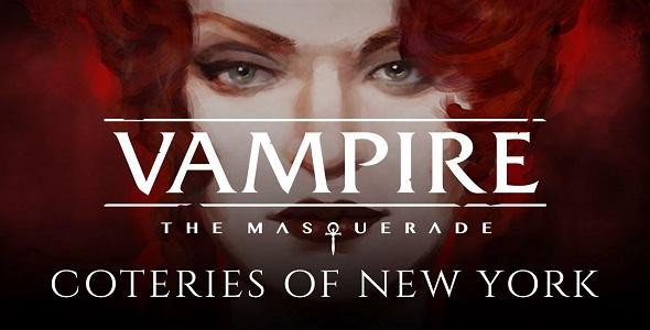 Vampire - The Masquerade - Coteris of New York