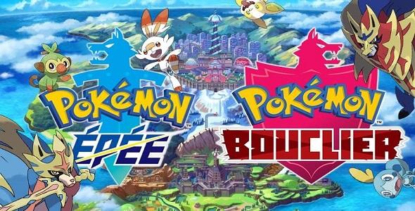 Pokémon - Épée et Bouclier
