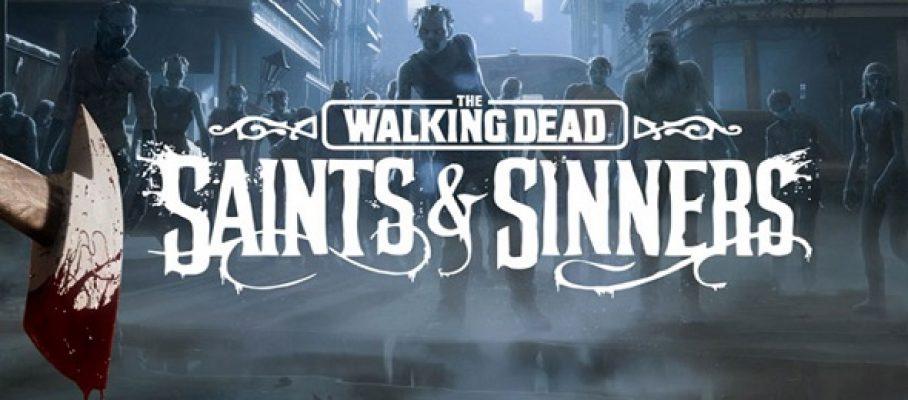 The Walking Dead - Saints & Sinners