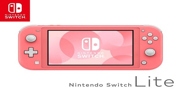 Nintendo Switch - rose