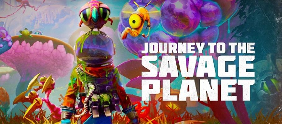 (Test FG) Journey To The Savage Planet #1