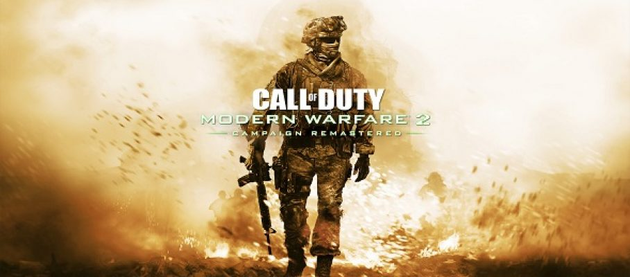 Call of Duty - Modern Warfare 2 - Campaign Remastered