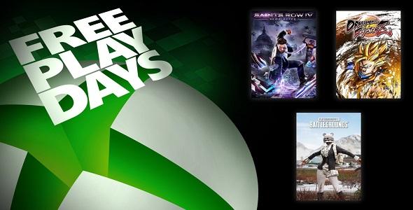 Free Play Days - 08 au 10 mai 2020