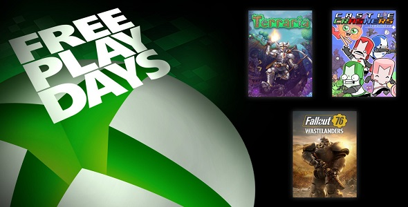 Free Play Days - 15 au 17 mai 2020
