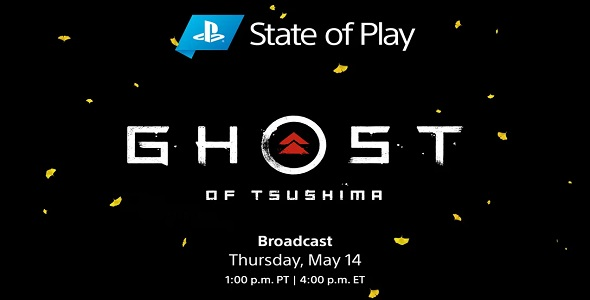 State Of Play - Ghost Of Tsushima