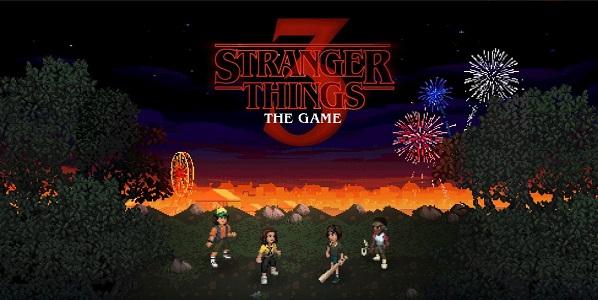 Stranger Things 3 - The Game