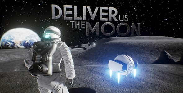 (Test FG) Deliver Us The Moon #1
