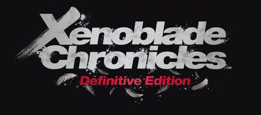 (Test FG) Xenoblade Chronicles - Definitive Edition #1
