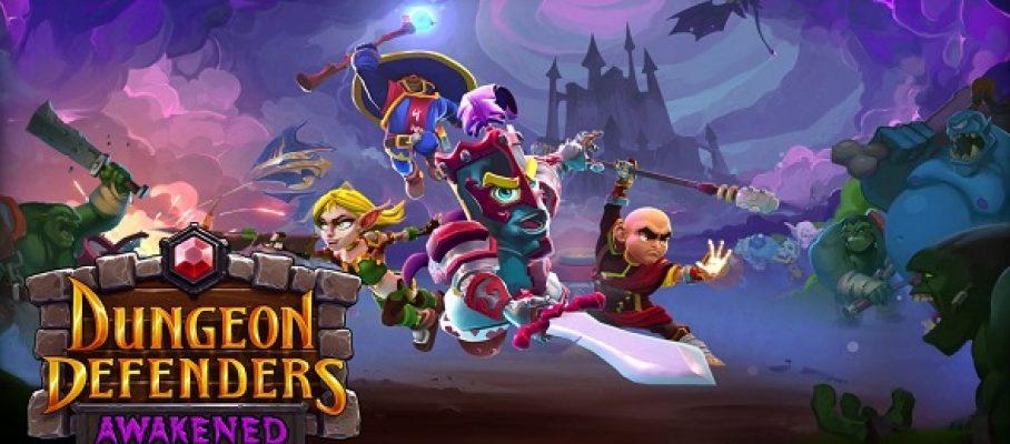 Dungeon Defenders - Awakened #1