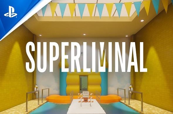 Superliminal #1