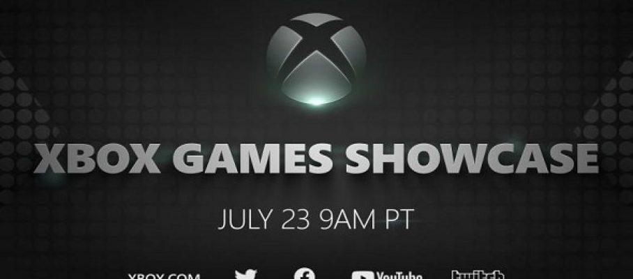 Xbox Games Showcase 2020